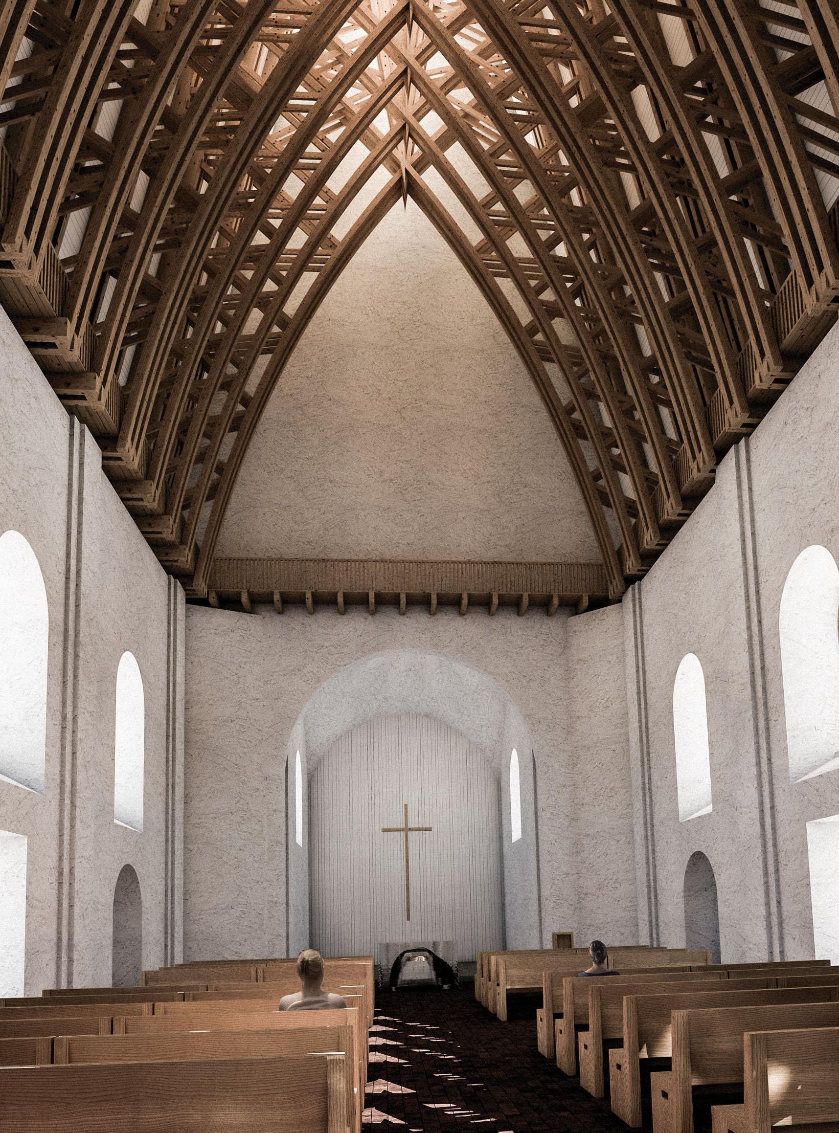Church Pohori – JFK 1st place – YAA finalist