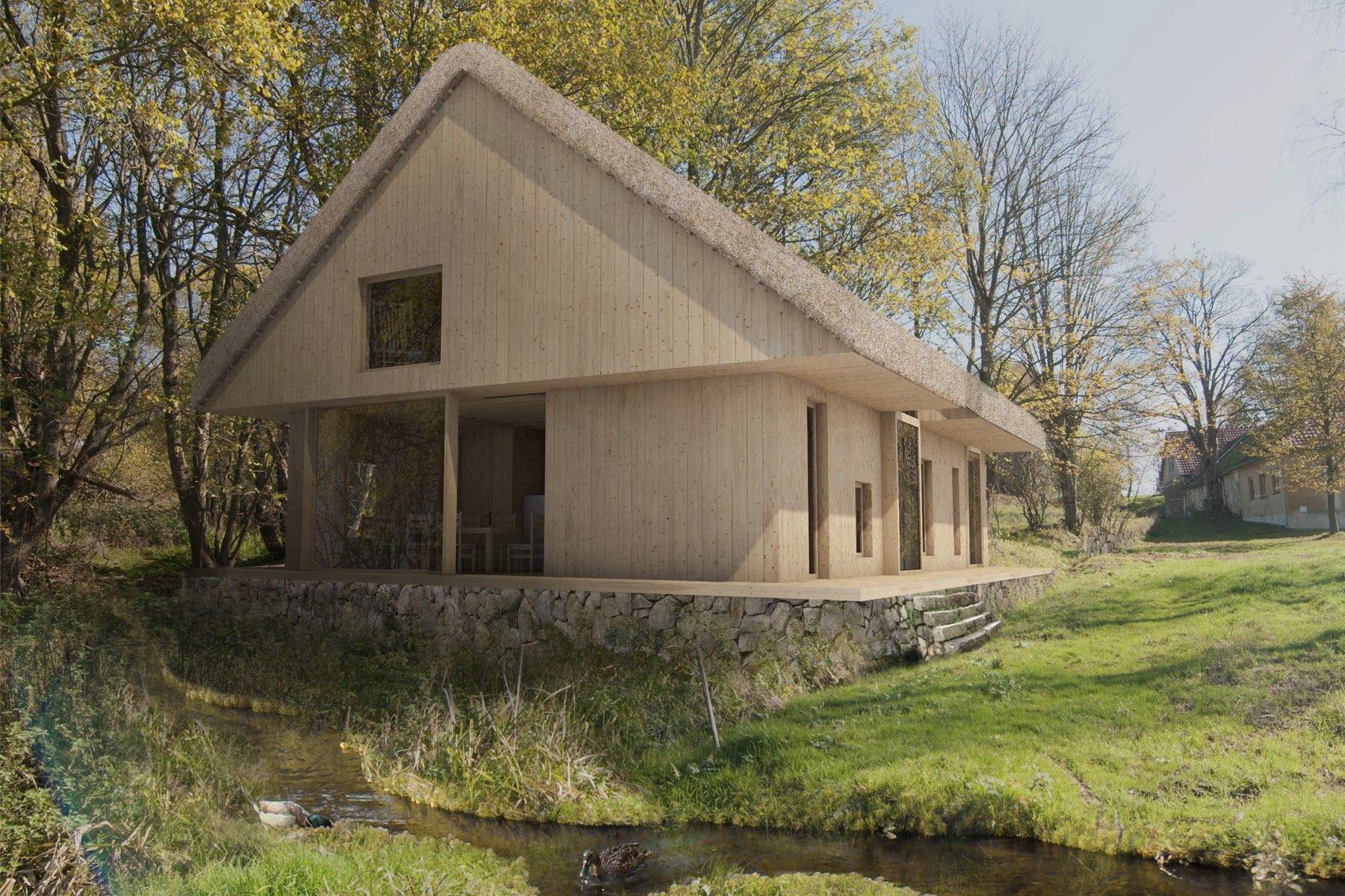 Dům pro jedny architekty
