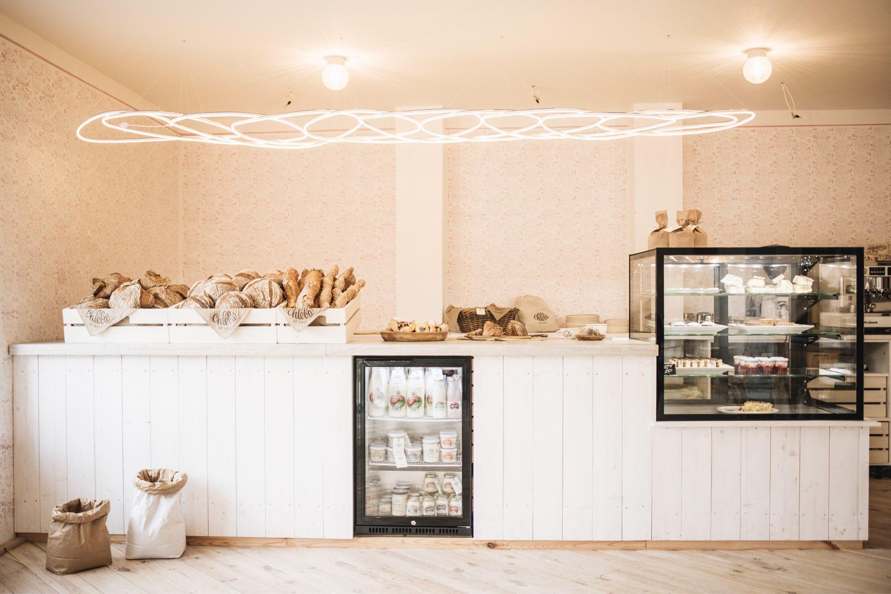 Bakery Chleba se solí